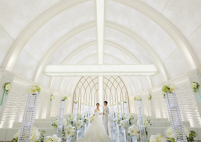 アルマリアン東京 結婚式場