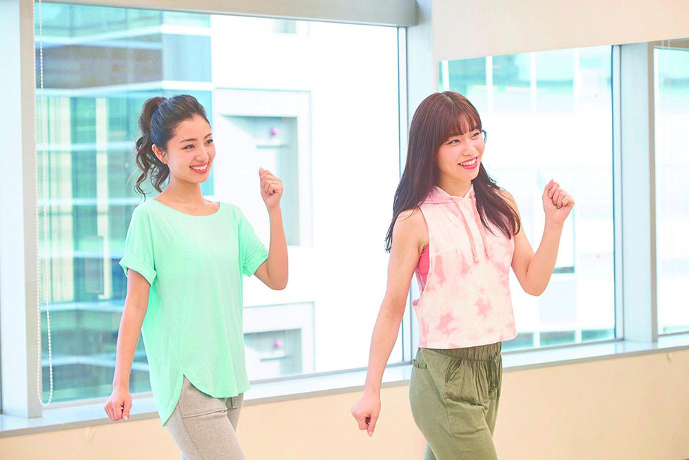 東京ダンスヴィレッジ ダンスレッスンの様子