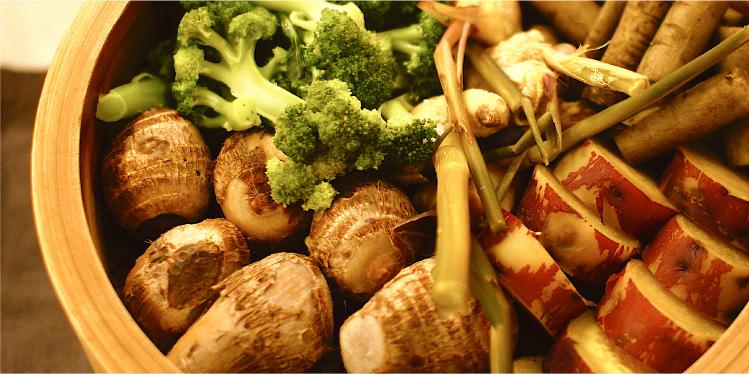 daidokoroの蒸し野菜