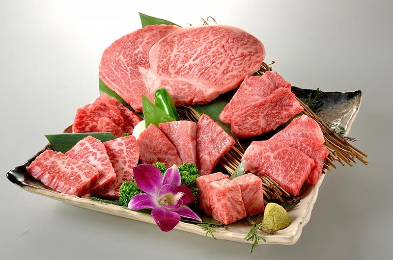 焼肉本舗 ぴゅあの黒毛和牛