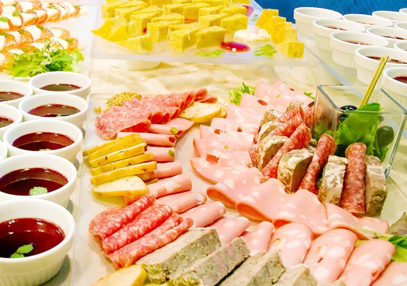 レス アルカーナ TOKYO WEST お料理