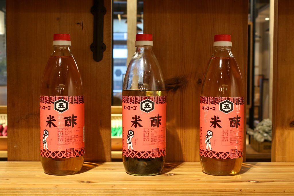 米酢と手作り万能酢