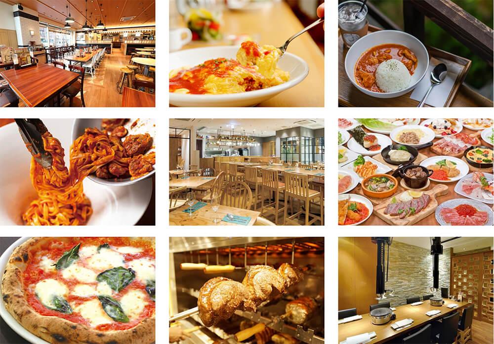 WACCA池袋のレストラン・飲食店